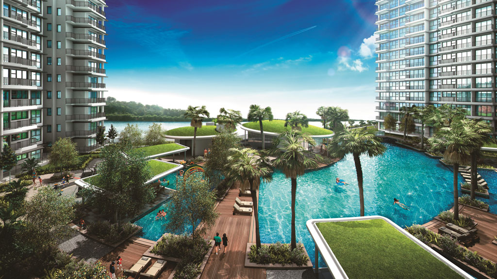 Rivertrees Site Plan :: Facilities