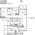 Rivertree Condo Floor Plans 3 Bedroom Trio