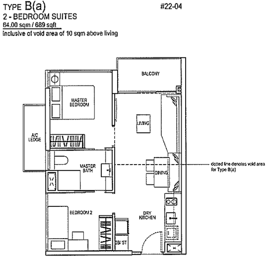 Rivertrees Floor Plans Rivertrees Condo Floor Plan Brochure