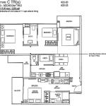 Rivertree Condo Floor Plans 3 Bedroom Trio