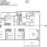 Rivertrees Floor Plan 4 Bedroom Vista