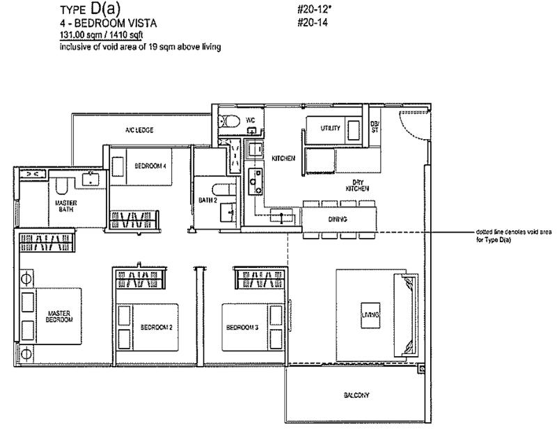 Rivertrees Floor Plans Rivertrees Condo Floor Plan Brochure
