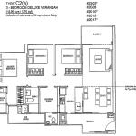 Rivertrees Floor Plans 3 Bedroom Deluxe Verandah